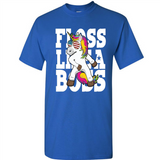 Floss Like A Boss Unicorn Flossing Dance