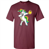 Unicorn Dabbing Softball
