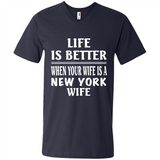 Life Is Better When Your Wife Is A New York Wife