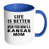 Life Is Better When Your Mom Is A Kansas Mom