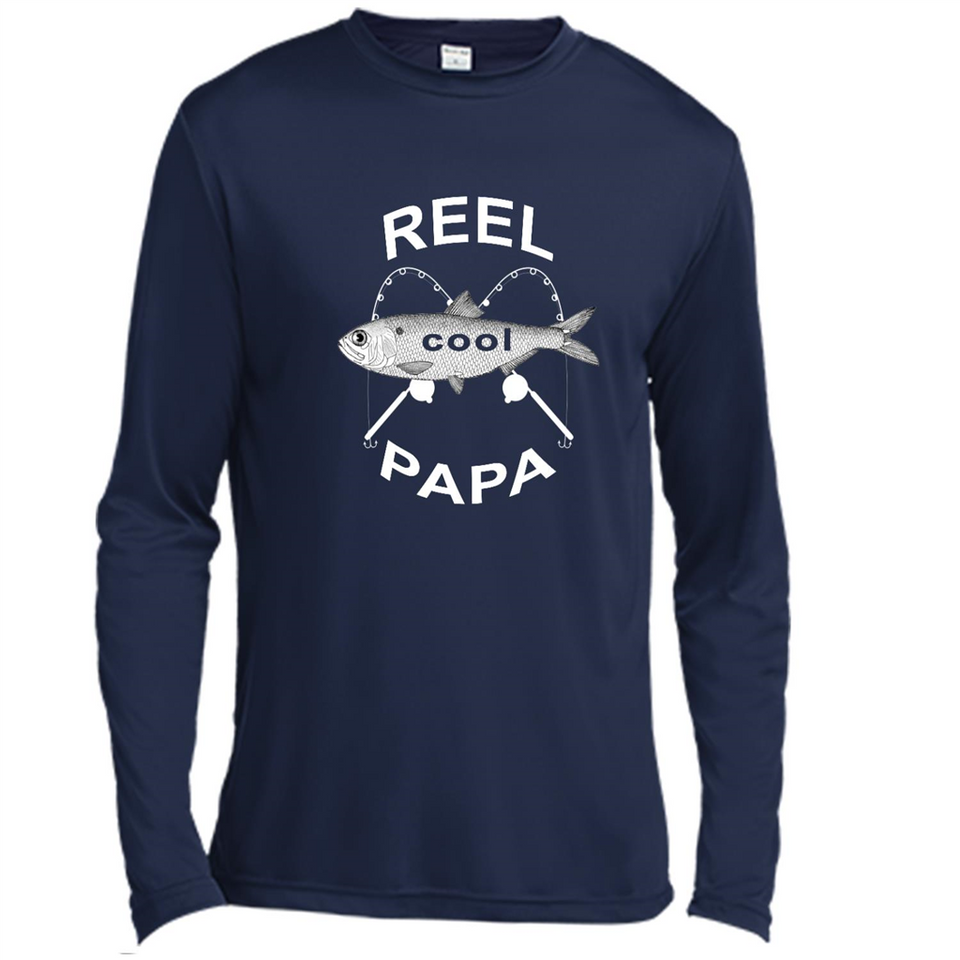 Father's Day Fishing Reel Cool Papa