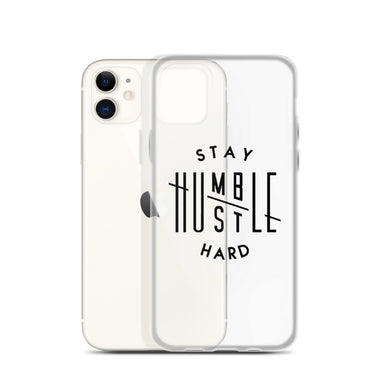 ,Stay Humble Hustle Hard,Stay Humble Hustle Hard iPhone Case,e-preneurs