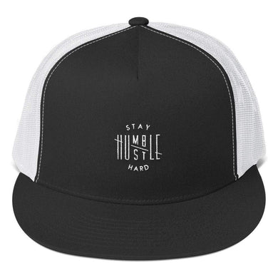 ,Stay Humble Hustle Hard,Stay Humble Hustle Hard Trucker Cap,e-preneurs