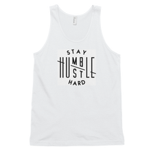 Load image into Gallery viewer, ,Stay Humble Hustle Hard,Stay Humble Hustle Hard Tank-Entrepreneur Lifestyle Clothing,e-preneurs
