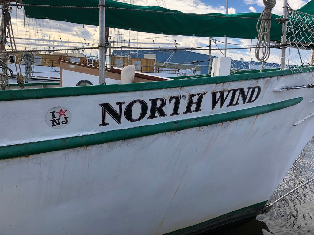 Set Sail on the Schooner North Wind