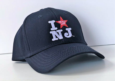 I Really Like NJ Baseball Hat
