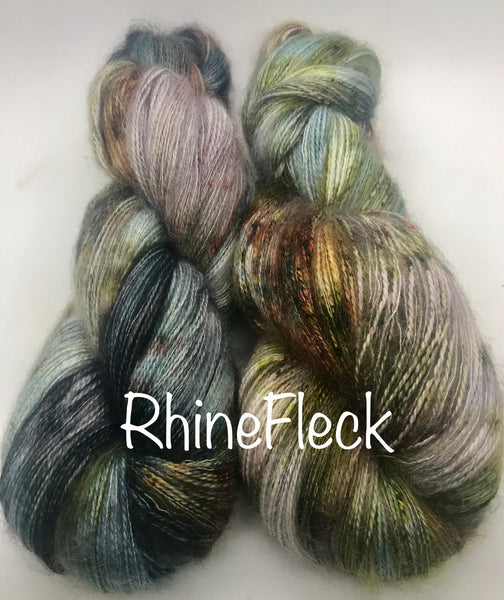 Lush Luxury Yarn