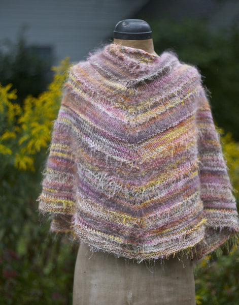 Dream On Shawl Pattern