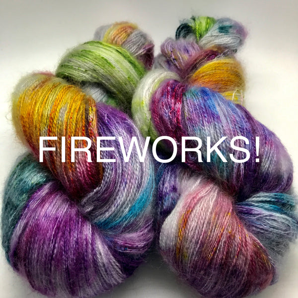 Fireworks Colorway