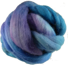 Merino or Blue Faced Leicester Roving, Crocus