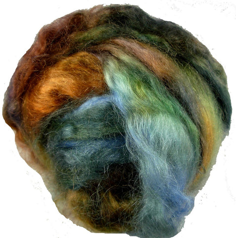 Mohair Roving, Forest