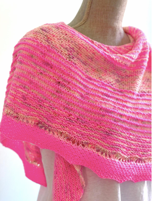 Hug Shot Shawl Kit