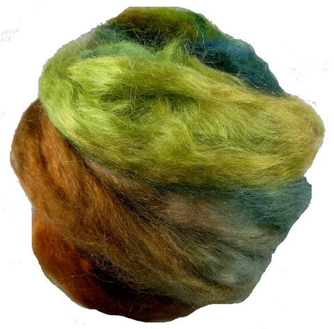Mohair Roving, Out West