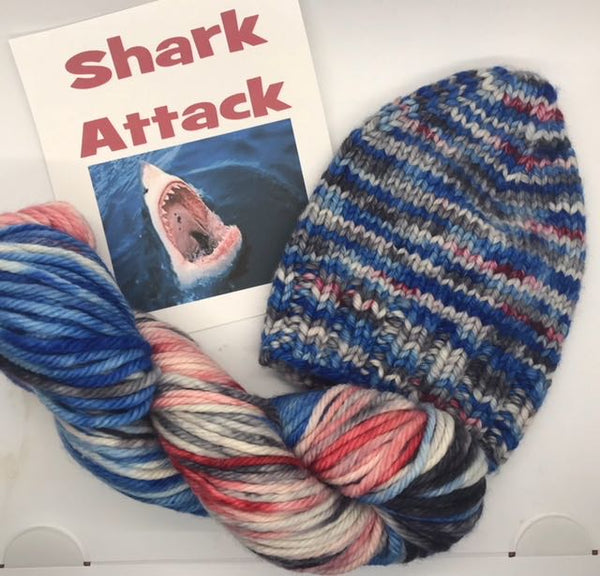 Shark Attack Limited Colorway