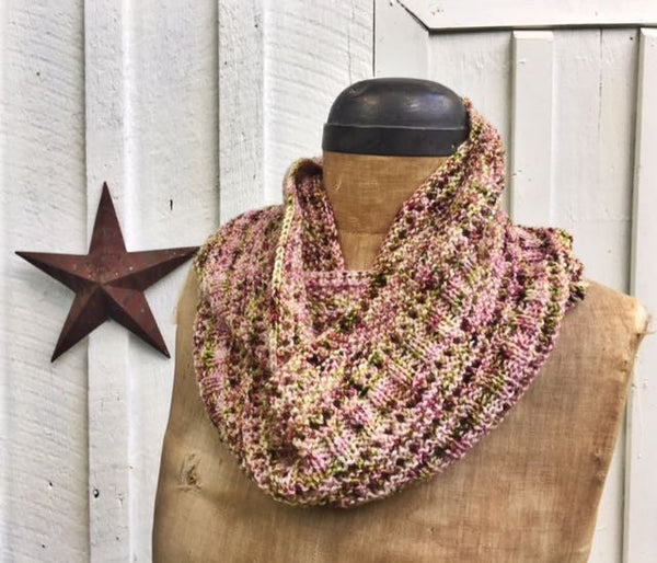 Simple Lines Infinity Cowl Kit
