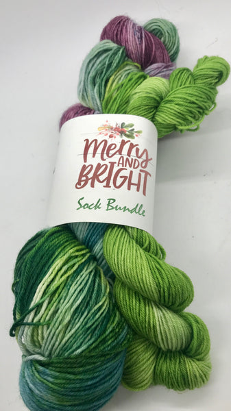 Merry & Bright Sock Bundle