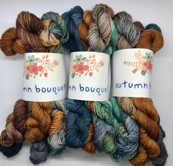 Autumn Yarn Bundle