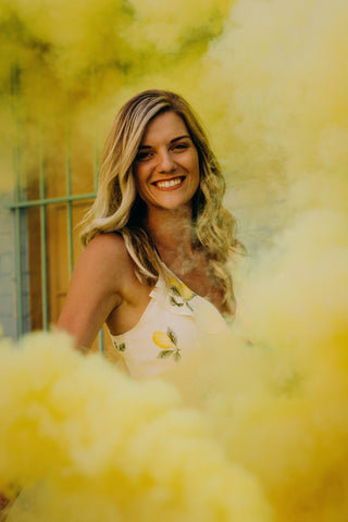 Smoke Bomb Grenade Photography Photo Shoot