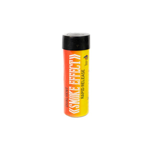 Dual Vent Ring Pull Smoke Grenade - Rapid Release [Red & Yellow]