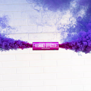 Dual Vent Ring Pull Smoke Grenade - Rapid Release [Purple]