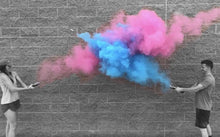 Load image into Gallery viewer, gender reveal smoke powder cannons