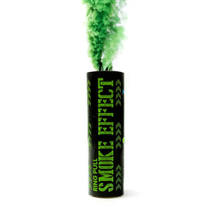Ring Pull Smoke Grenade (90 Sec) Color Bomb Smoke Effect [Green]