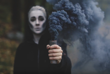 Load image into Gallery viewer, halloween smoke grenades