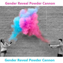 Load image into Gallery viewer, gender reveal powder smoke cannons