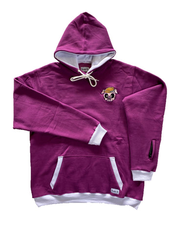 The Rockies Hood Plum