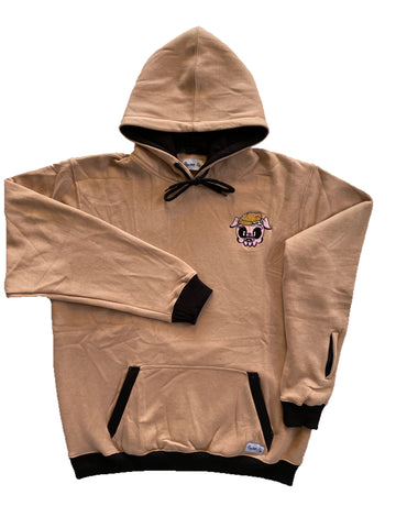 The Rockies Hood Caramel