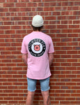 Powder Pig Pittsburgh Pirates Tee Pink