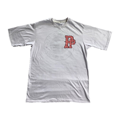 Powder Pig Pittsburgh Pirates Tee White