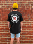 Powder Pig Pittsburgh Pirates Tee Black