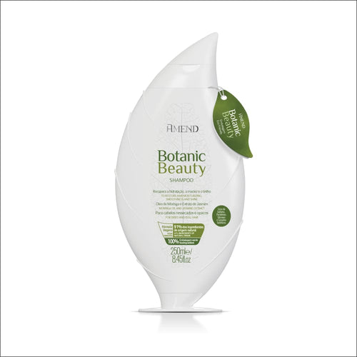 Amend Botanic Beauty Champú Cabello Seco Y Opaco 250 ml