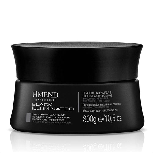 Amend Expertise Mascarilla Black Illuminated 300g - AMEND COSMÉTICOS