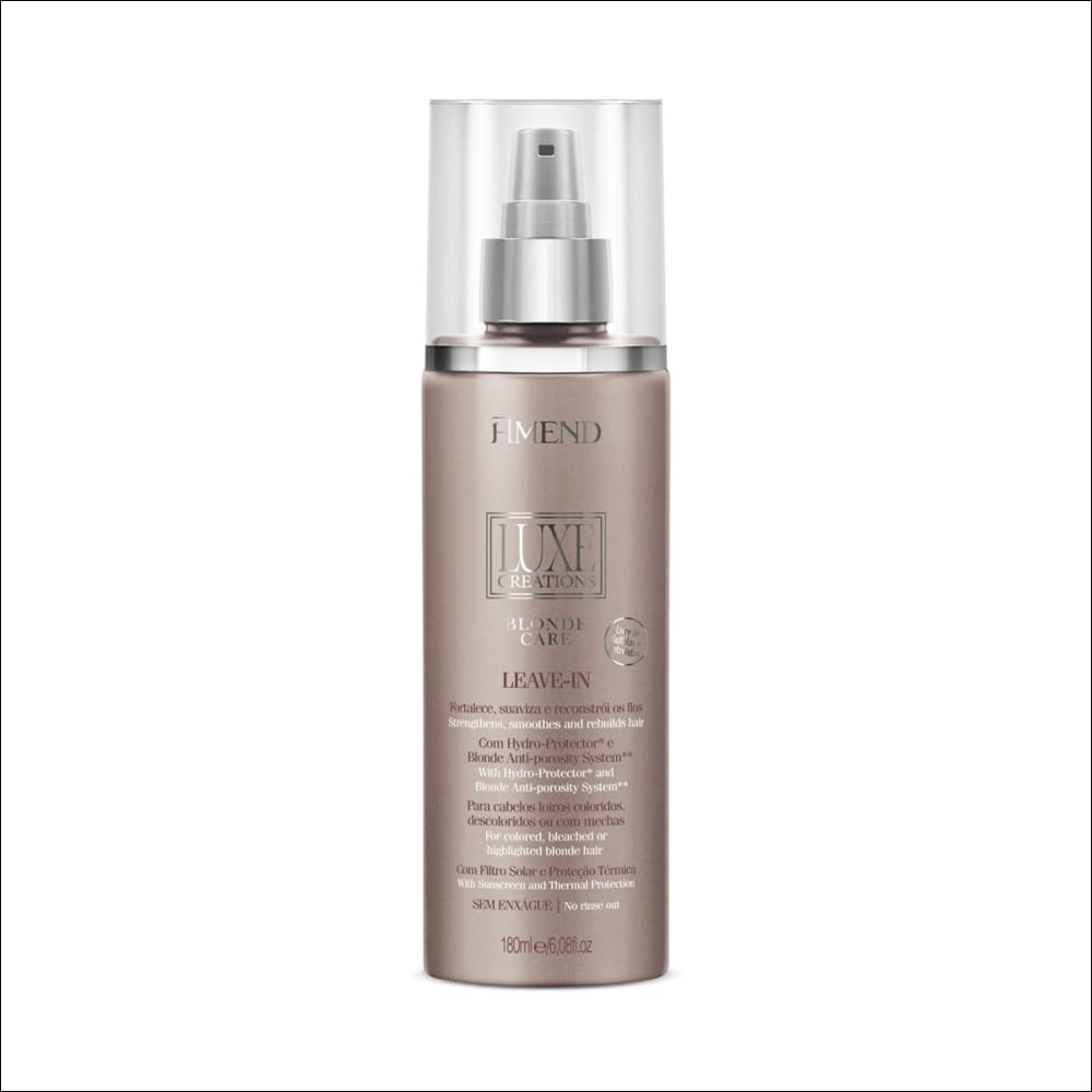 Amend Luxe Creations Blonde Care Leave-in 180 ml - jazz pelu