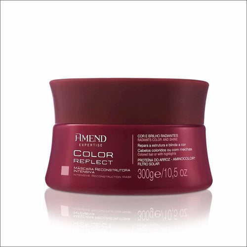 Amend Mascarilla Reparadora Intensiva Color Reflect 300 g - AMEND COSMÉTICOS