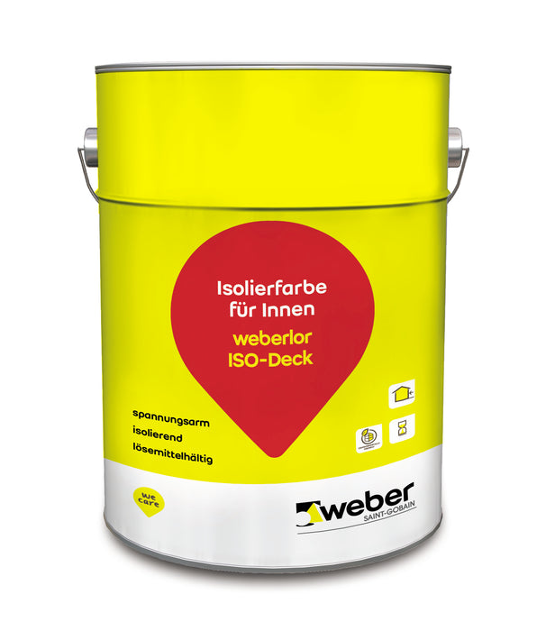 weberlor ISO-DECK Farbe: 105 - 15 kg