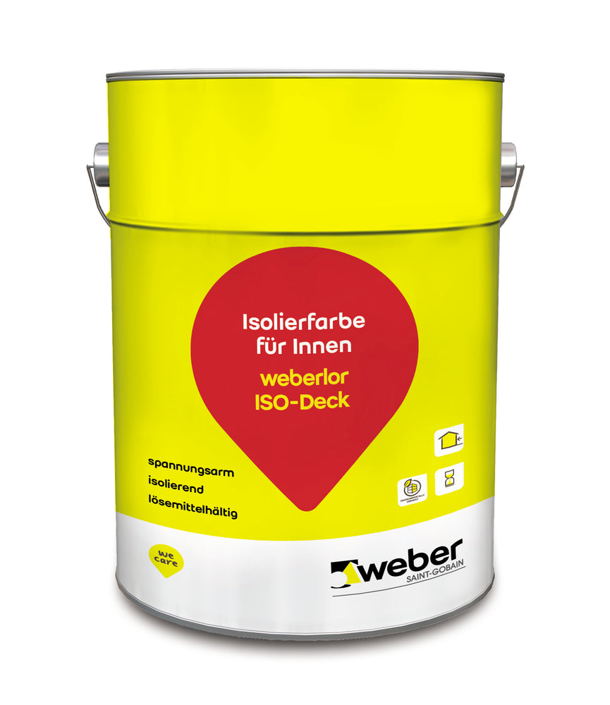 weberlor ISO-DECK Farbe: 485 - 15 kg