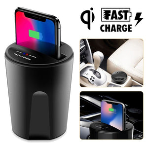 Cupple Car Holder Charger - Wish Tricks