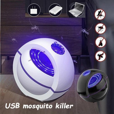 Muse Rotating USB Mosquito Killer - Wish Tricks
