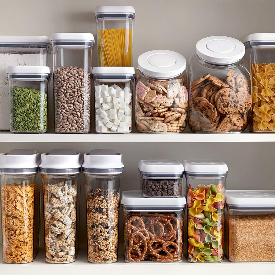 Moisture-Resistant Storage Containers