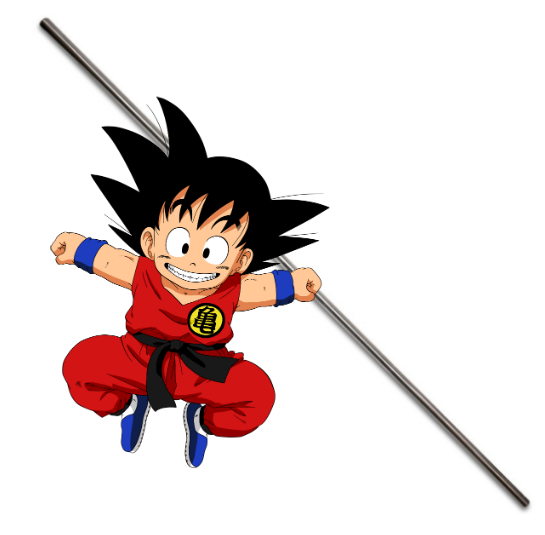 Dragon Ball Power Pole - Wish Tricks