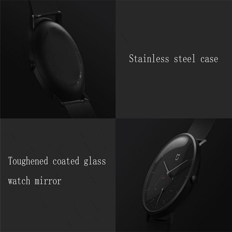 Quartz Smart Watch BT IP67 Waterproof - Wish Tricks