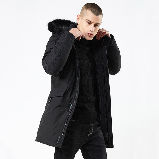 Windproof Winter Parka - Wish Tricks