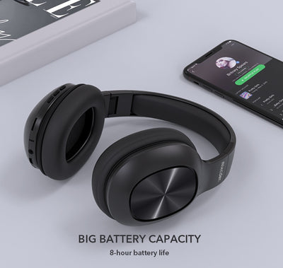 Wireless Bluetooth Adjustable Headphones - Wish Tricks