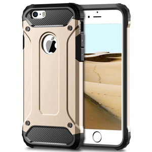 Heavy Duty Shockproof Armor Iphone Case - Wish Tricks