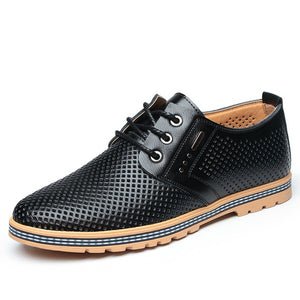 Maki Genuine Leather Men Loafers - Wish Tricks