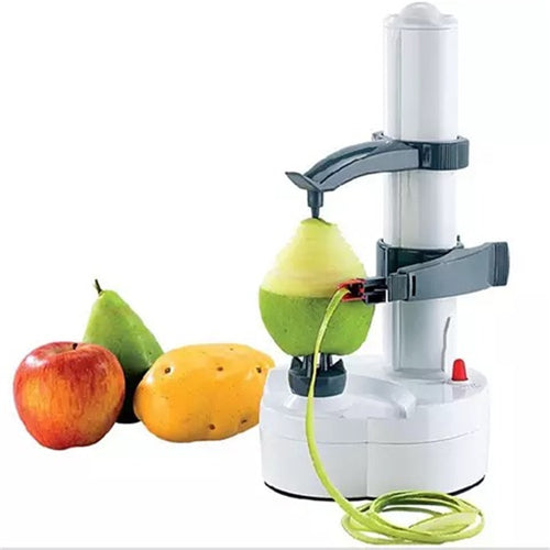 Stainless Steel Electric Fruits & Vegetable Peeler - Wish Tricks