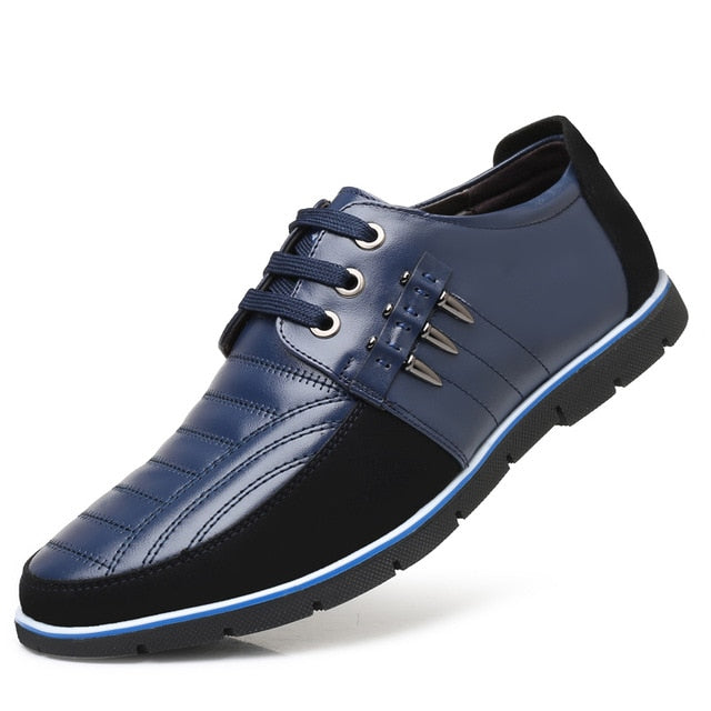 Grand Zullu Leather Oxfords - Wish Tricks